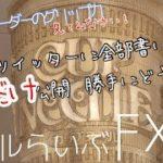 12/11夜の部FXライブ配信「打ち上げ花火か?」マジ投資!中長期トレーダーたらら