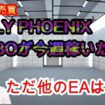 【FX自動売買】EARLY PHOENIX TURBOが今週稼いだ!ただ他のEAは…?