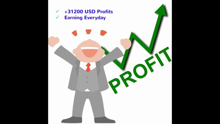 One Touch AI EA Premium Forex EA Live Trading ICMarkets Raw Account Made 31200 USD